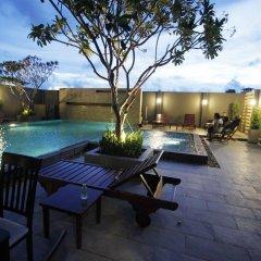 Отель Memo Suite Pattaya Таиланд, Паттайя - отзывы, цены и фото номеров - забронировать отель Memo Suite Pattaya онлайн бассейн фото 2