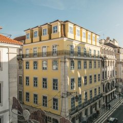 Апартаменты Apartment With one Bedroom in Lisboa, With Wonderful City View and Wifi - 10 km From the Beach Лиссабон фото 5