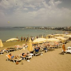 Alaiye Resort & Spa Hotel Турция, Аланья - 8 отзывов об отеле, цены и фото номеров - забронировать отель Alaiye Resort & Spa Hotel - All Inclusive онлайн пляж фото 2