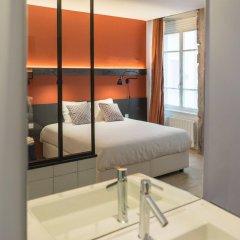 Отель MiHotel Франция, Лион - отзывы, цены и фото номеров - забронировать отель MiHotel онлайн комната для гостей фото 2