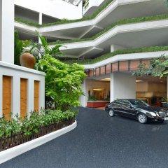 Отель Centre Point Pratunam парковка