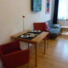 Отель Lessing-Apartment Германия, Дюссельдорф - отзывы, цены и фото номеров - забронировать отель Lessing-Apartment онлайн интерьер отеля