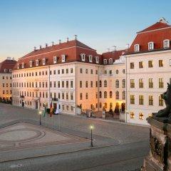 Hotel Taschenbergpalais Kempinski Dresden вид на фасад фото 3