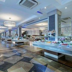 Отель Crystal Waterworld Resort And Spa Богазкент фитнесс-зал