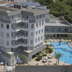 Hotel Dyrrah балкон