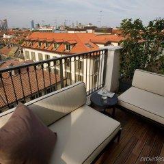 Отель Milano Scala Hotel Италия, Милан - 5 отзывов об отеле, цены и фото номеров - забронировать отель Milano Scala Hotel онлайн балкон