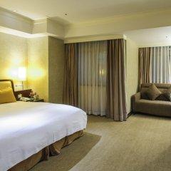 Отель City Lake Hotel Taipei Тайвань, Тайбэй - отзывы, цены и фото номеров - забронировать отель City Lake Hotel Taipei онлайн комната для гостей фото 3