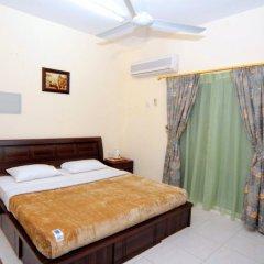 Отель Hamilton Hotel Apartments ОАЭ, Аджман - отзывы, цены и фото номеров - забронировать отель Hamilton Hotel Apartments онлайн комната для гостей фото 4