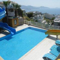 Family Belvedere Hotel Турция, Мугла - отзывы, цены и фото номеров - забронировать отель Family Belvedere Hotel онлайн бассейн фото 2