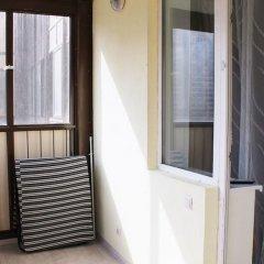 Апартаменты LOFT STUDIO Oktyabrya 52 балкон