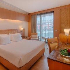 Отель NH Collection Genova Marina комната для гостей