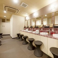 Hostel Komatsu Ueno Station Токио помещение для мероприятий
