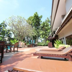 Отель Gazebo Resort Pattaya пляж