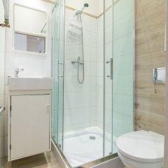 Отель Stay99 Apart Wodna Польша, Познань - отзывы, цены и фото номеров - забронировать отель Stay99 Apart Wodna онлайн ванная фото 2