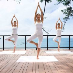 Отель Pullman Phuket Arcadia Naithon Beach фитнесс-зал фото 4