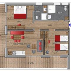 Отель Alpenpanorama Австрия, Зёлль - отзывы, цены и фото номеров - забронировать отель Alpenpanorama онлайн интерьер отеля фото 2