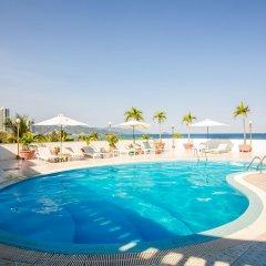Yasaka Saigon Nha Trang Hotel бассейн фото 2