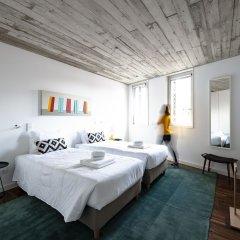 Отель PortoSoul Trindade Порту комната для гостей фото 4