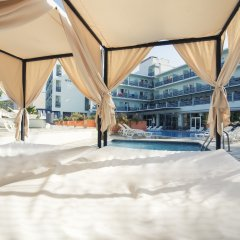 Azuline Hotel Pacific пляж