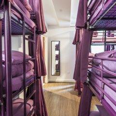 Отель Safestay London Kensington Holland Park Великобритания, Лондон - 1 отзыв об отеле, цены и фото номеров - забронировать отель Safestay London Kensington Holland Park онлайн комната для гостей фото 5