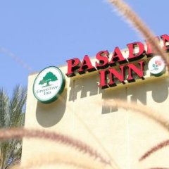 Отель GreenTree Pasadena Inn США, Пасадена - отзывы, цены и фото номеров - забронировать отель GreenTree Pasadena Inn онлайн спортивное сооружение