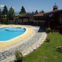 Olymp Hotel бассейн