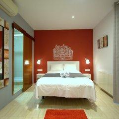 Отель Artistic Hostel BCN Испания, Барселона - отзывы, цены и фото номеров - забронировать отель Artistic Hostel BCN онлайн комната для гостей фото 2