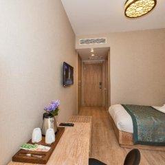 Aybar Hotel 4* Стандартный номер с двуспальной кроватью фото 19