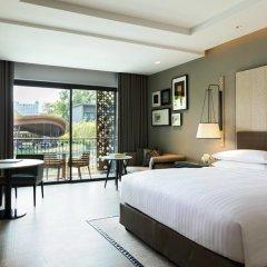 Отель Hua Hin Marriott Resort & Spa комната для гостей фото 3