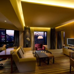 Отель Hilton Beijing комната для гостей фото 4