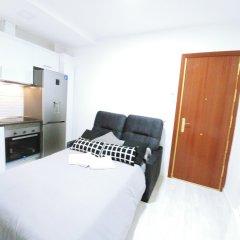 Отель Luxury Flat Embajadores Испания, Мадрид - отзывы, цены и фото номеров - забронировать отель Luxury Flat Embajadores онлайн комната для гостей фото 4