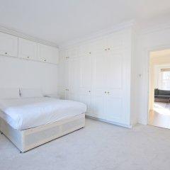 Апартаменты 15 Beaufort Gardens Apartments Лондон комната для гостей фото 2