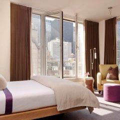 Отель Chambers США, Нью-Йорк - отзывы, цены и фото номеров - забронировать отель Chambers онлайн комната для гостей