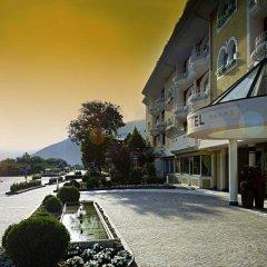 Hotel Prokulus Натурно парковка