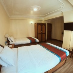 Отель Bodhi Inn & Suite Непал, Катманду - отзывы, цены и фото номеров - забронировать отель Bodhi Inn & Suite онлайн комната для гостей фото 3