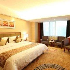 Отель Xiamen Harbor Mingzhu Сямынь комната для гостей