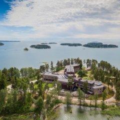 Отель Hanasaari Финляндия, Эспоо - 1 отзыв об отеле, цены и фото номеров - забронировать отель Hanasaari онлайн пляж