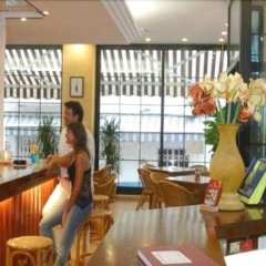 Отель Hostal Ferrer Испания, Сан-Антони-де-Портмань - отзывы, цены и фото номеров - забронировать отель Hostal Ferrer онлайн интерьер отеля фото 3