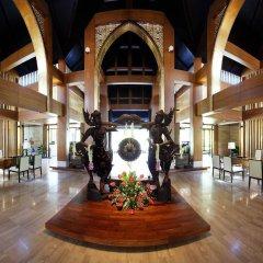 Отель Natai Beach Resort & Spa Phang Nga интерьер отеля фото 2