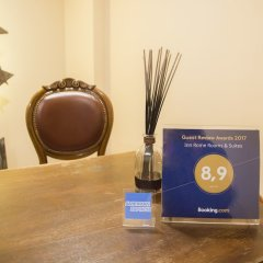 Отель Inn Rome Rooms & Suites удобства в номере фото 3