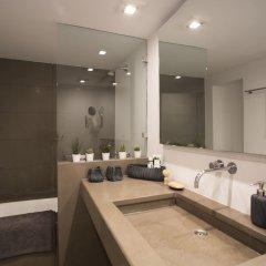 Апартаменты Posh & minimal studio ванная