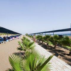 Club Grand Aqua Турция, Сиде - отзывы, цены и фото номеров - забронировать отель Club Grand Aqua - All Inclusive онлайн пляж
