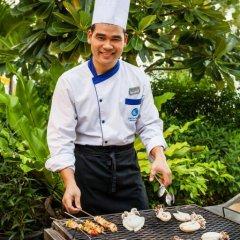 Отель Cholchan Pattaya Beach Resort фото 3