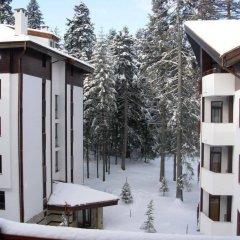 Flora hotel Боровец балкон