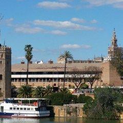Отель Monte Carmelo Испания, Севилья - отзывы, цены и фото номеров - забронировать отель Monte Carmelo онлайн приотельная территория