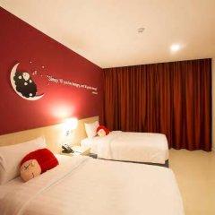 Sleep With Me Hotel design hotel @ patong 4* Стандартный номер фото 2