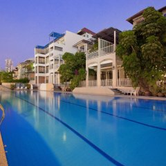 Апартаменты Argyle Apartments Pattaya Паттайя бассейн