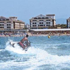 Отель Crystal Palace Luxury Resort & Spa - All Inclusive Сиде пляж фото 2