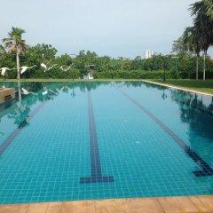 Отель Greta Resort and Sport Club бассейн