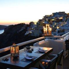 Отель Aspaki by Art Maisons Греция, Остров Санторини - отзывы, цены и фото номеров - забронировать отель Aspaki by Art Maisons онлайн балкон